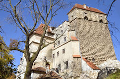 Bran Castle Romania Royalty Free Stock Images