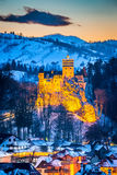 Bran Castle - Romania, Transylvania Royalty Free Stock Photo