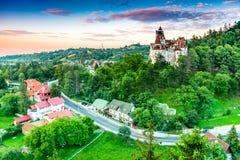 Bran Castle, Romania, Transylvania Stock Photography