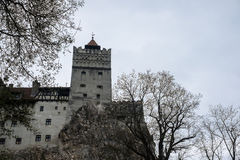 Bran Castle, Transylvania Royalty Free Stock Images