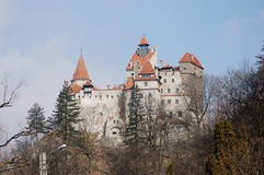 Bran Castle, Transylvania, Romania Stock Images