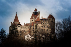 Bran Castle, Transylvania, Romania Royalty Free Stock Images