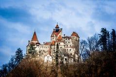 Bran Castle, Transylvania, Romania, known as Royalty Free Stock Photo