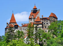 Bran Castle in Romania Royalty Free Stock Photo