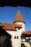 Bran Castle in Transylvania Romania Royalty Free Stock Photo