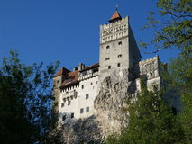 Bran castle Royalty Free Stock Photos
