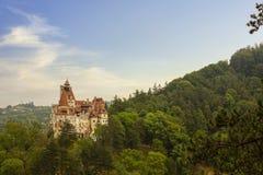 Bran or Dracula Castle, Romania stock photo
