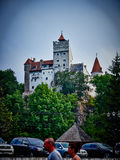 Bran Dracula castle Stock Photos