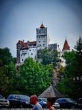 Bran Dracula castle Stock Photos