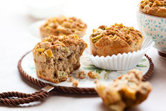 Bran muffins Royalty Free Stock Photo