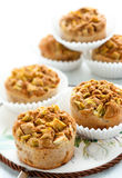 Bran muffins Royalty Free Stock Photography
