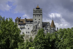 Bran, romania, europe, castle royalty free stock photos