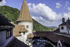 Bran, romania, europe, castle Stock Photography