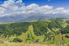 Bran Valley Transylvania Royalty Free Stock Photography