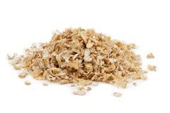 bran wheat Royaltyfri Fotografi