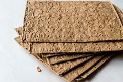 Bran Wrap made with Wheat Flour Gluten Free stock image