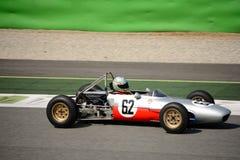 1963年Branca FJ惯例小辈汽车 免版税库存图片