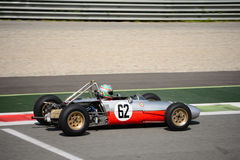 1963年Branca FJ惯例小辈汽车 免版税图库摄影