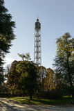 Branca Tower (Mailand, Italien) Stockfotos