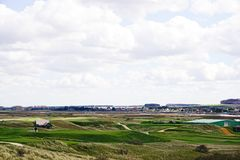 Brancaster View Royalty Free Stock Photography