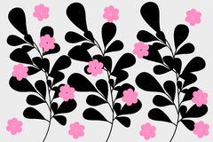 Branch background Royalty Free Stock Images