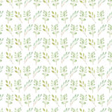 Branch pattern seamless Stock Photography
