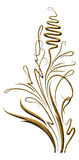 Branchement floral Photographie stock