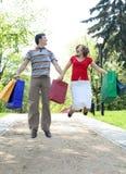 Brancher de couples Images stock