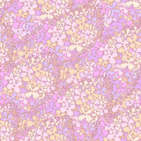 Branches étonnantes des fleurs lilas dans les couleurs violettes Bon pour wal Photographie stock