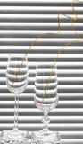 branches exponeringsglasspiral två Arkivbild