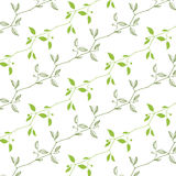 Branches seamless pat Royalty Free Stock Image