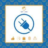 Branchez autour de l'icône illustration libre de droits