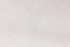 Branco concreto da textura da parede telhado Fotografia de Stock