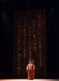 """ branco de Opera""""Madame Snake†da monge-Kunqu de Fahai Fotografia de Stock Royalty Free"""