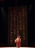 """ branco de Opera""""Madame Snake†da monge-Kunqu de Fahai Imagens de Stock"""