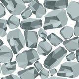 Branco de pedra do fundo ilustração do vetor