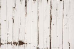Branco e textura pintada Brown do fundo da parede Imagem de Stock