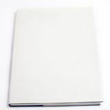 Branco em branco da tampa de livro Imagem de Stock Royalty Free