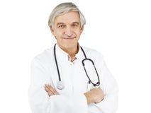 Branco opcional do doutor fotografia de stock royalty free