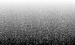 Branco para enegrecer a textura telhada fotos de stock royalty free