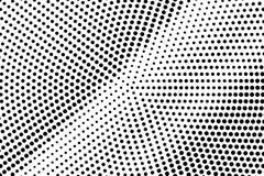 Branco preto fundo de intervalo mínimo pontilhado Inclinação pontilhado áspero perfurado Fotos de Stock Royalty Free