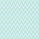 Branco & teste padrão moderno da viga do aqua, fundo sem emenda da textura Fotografia de Stock