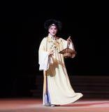 """ branco vindo de Opera""""Madame Snake†do ato-Kunqu da visita- segunda Imagem de Stock Royalty Free"""