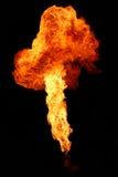brand arkivfoto