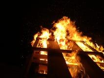 brand Arkivbild