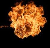 Brand ademhaling van draak! royalty-vrije stock afbeeldingen