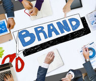 Brand Advertising Commerce Copyright Marketing Concept Stock Photography