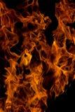 Brand bij 4000ths van een Seconde Stock Foto's