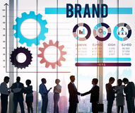 Brand Branding Patent Product Value Concept.  stock image