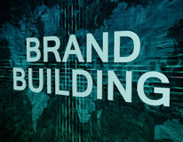Brand Building Stock Images